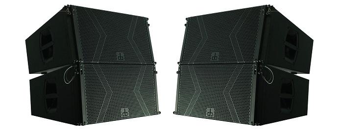 Loa array 30 đơn DB LA112F là giải pháp hàng đầu cho mục đích âm thanh sân khấu