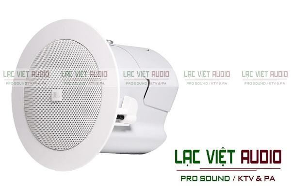 Loa âm trần JBL Control 42C được sử dụng phổ biến cho hệ thống âm thanh thông báo