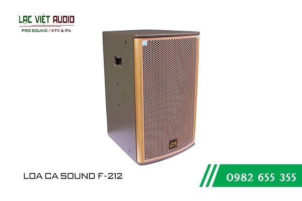 Loa CA Sound F212