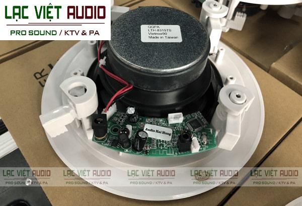 Thông số kỹ thuật loa âm trần bluetooth LTH-8315TS