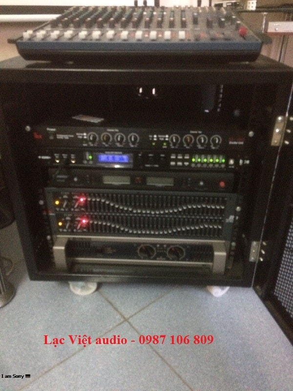 hệ thống xử lý trung tâm của dàn karaoke gia đình