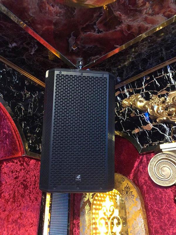 Loa 4 Acoustic PCS 112K toát lên vẻ sang trọng lịch lãm