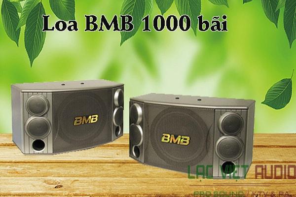 Loa BMB 1000 bãi xịn kiểu dáng đẹp mắt