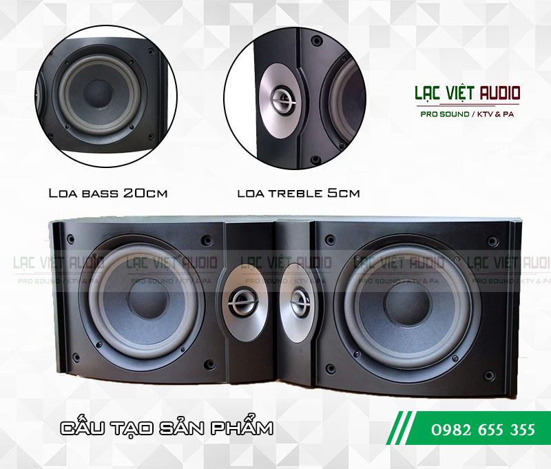 Loa karaoke Bose 301 seri V chất âm hay