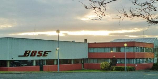 Loa Bose của nước nào sản xuất?
