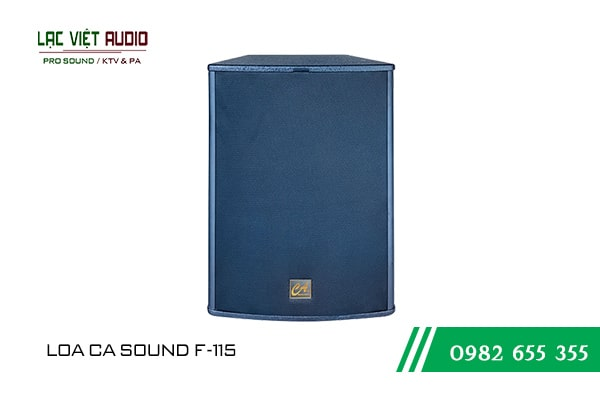 Loa CA Sound F115