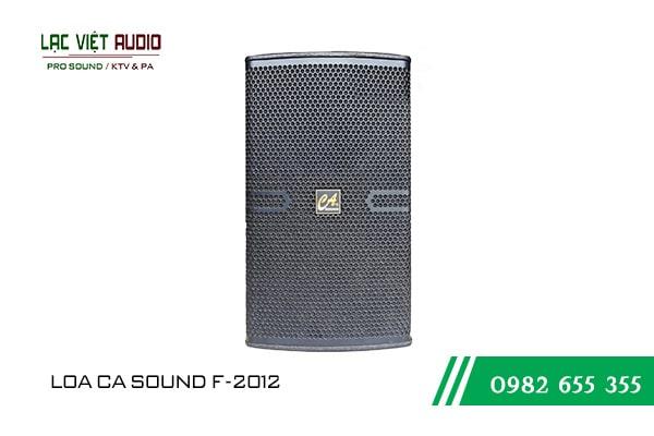Loa CA Sound F2012