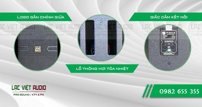 Loa CA Sound F2012 chất âm mạnh mẽ