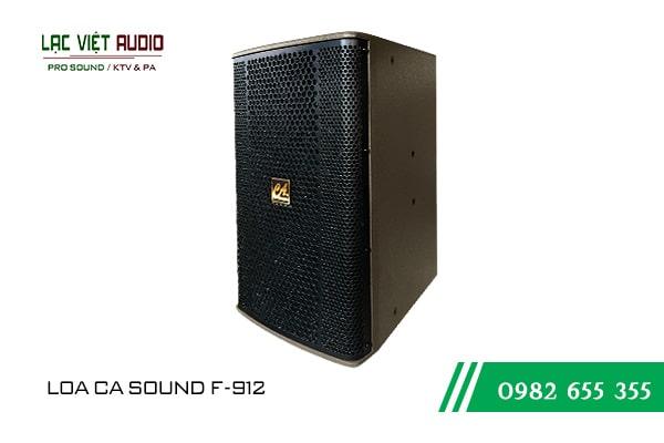 Loa CA Sound F 912