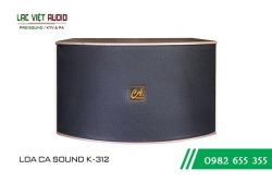 Loa CA Sound K 312