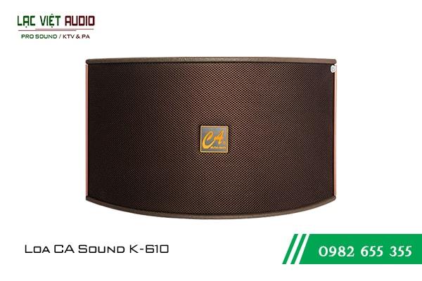 Loa CA Sound K 610