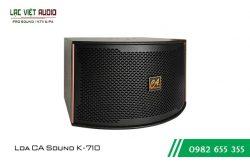 Loa CA Sound K 710