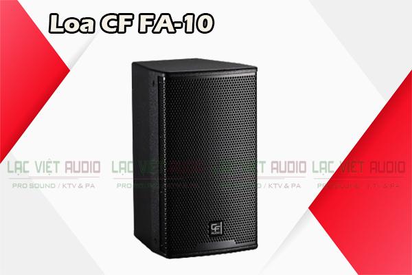 Loa CF FA-10