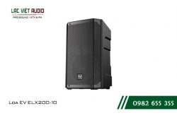 Giới thiệu về sản phẩm Loa EV ELX200 10