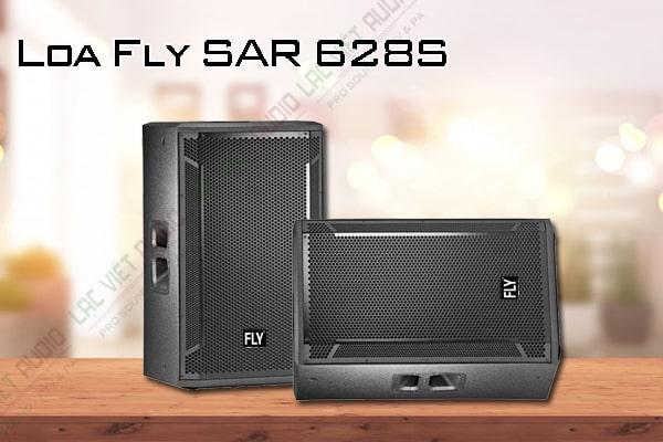 Chất lượng âm thanh của sản phẩm Loa Fly SAR 615