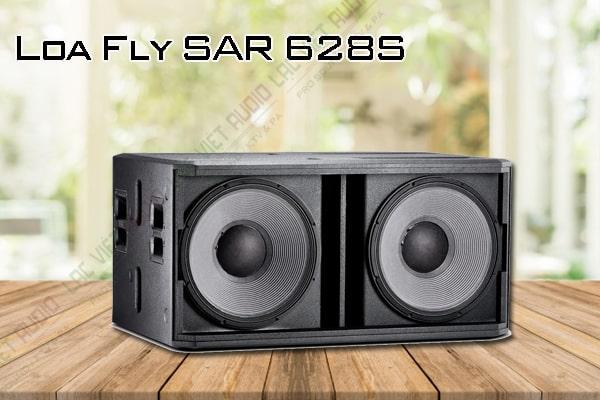 Chất lượng âm thanh của sản phẩm Loa Fly SAR 628S