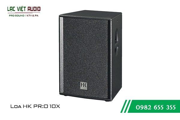 Loa HK PR:aO 10X