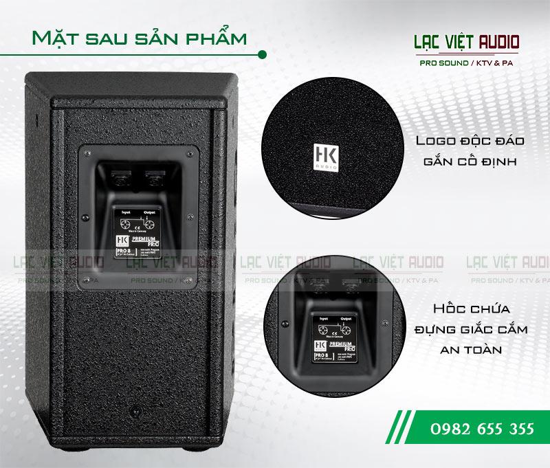 Loa HK PR:O 8 thiết kế