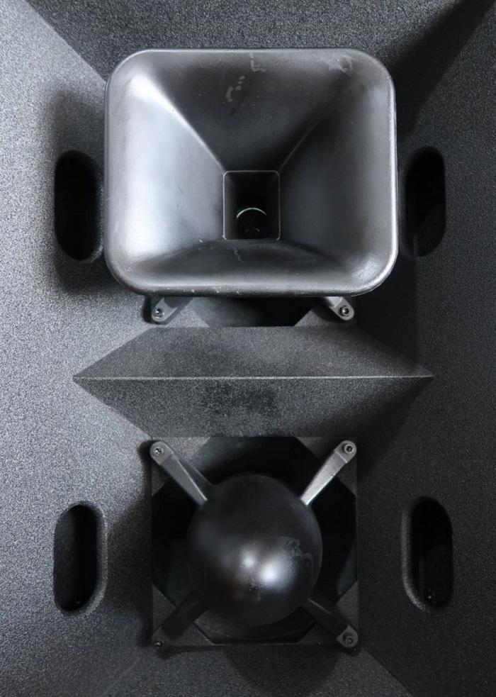 chi tiết bên trong loa hỏa tiễn BOSA KS 212 giá rẻ