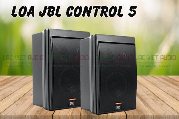 Loa JBL Control 5 giá cả phải chăng