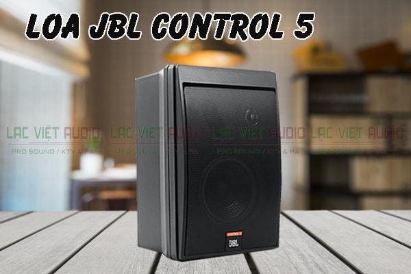 Loa JBL Control 5