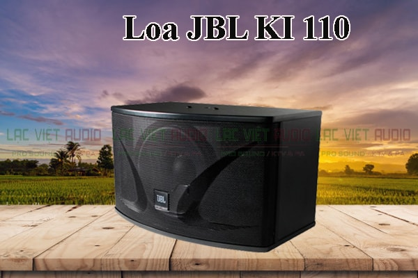 Loa JBL KI 110 âm thanh sắc nét
