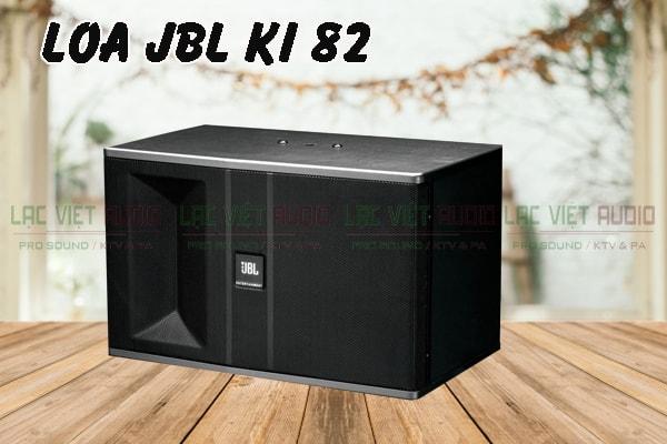 Loa JBL KI 82 thiết kế nổi bật