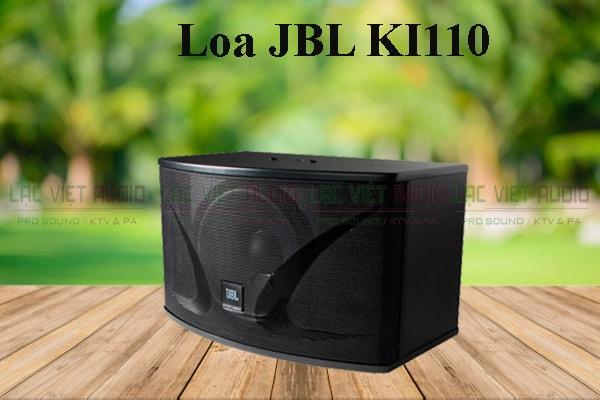 Loa JBL KI 110 thiết kế tinh tế