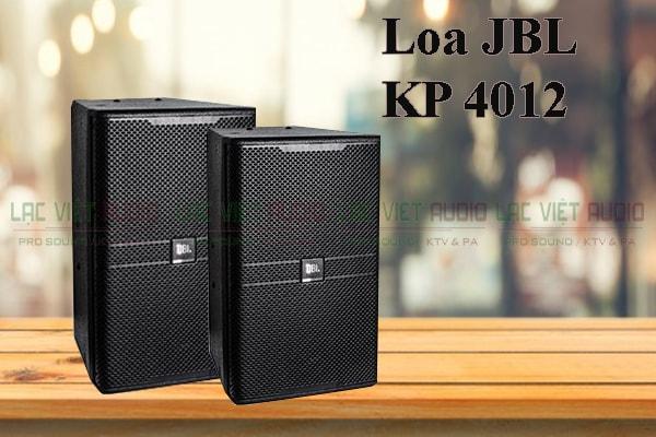 Loa JBL KP 4012 thiết kế đẹp