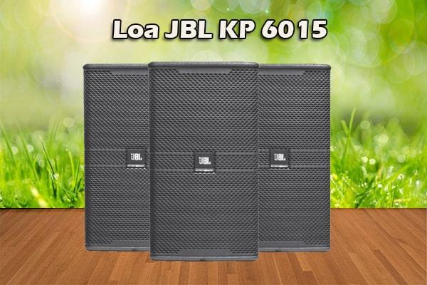 Loa JBL KP 6015 Thiết kế đẹp mắt