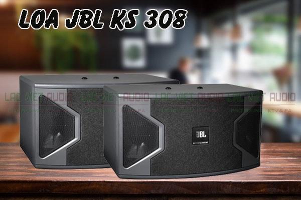 Loa JBL KS 308 chất âm tuyệt vời