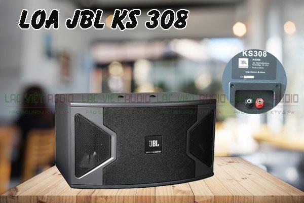 Loa JBL KS 308 thiết kế đẹp