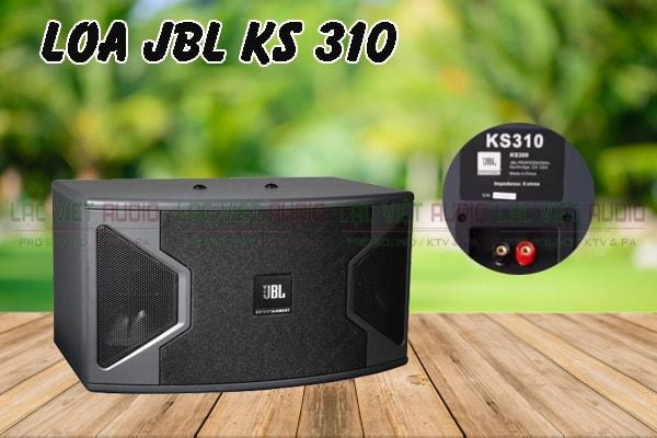JBL KS310 thiết kế độc đáo