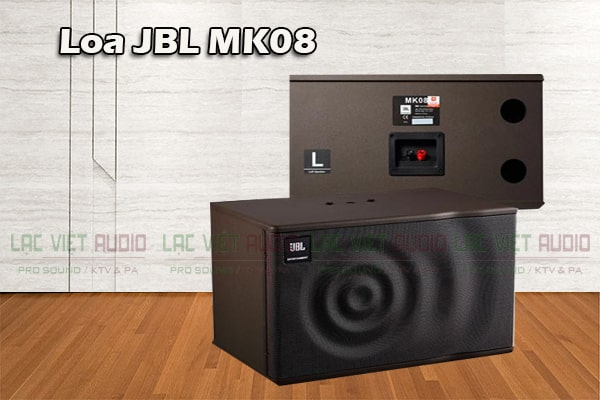 JBL MK08 chất âm tuyệt vời
