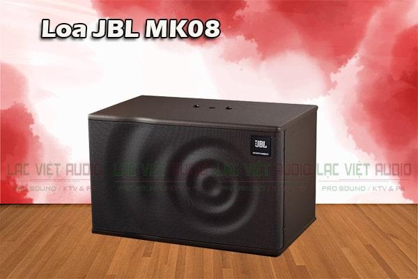 Loa JBL MK08 thiết kế đẹp