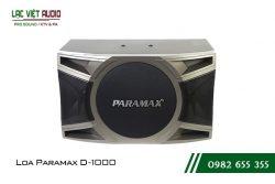Loa Paramax D1000
