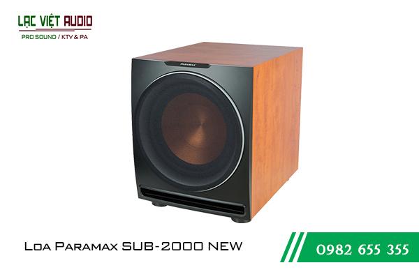 Loa Paramax SUB 2000 NEW