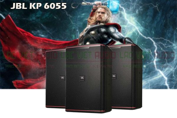 Loa karaoke JBL KP6055 chất âm mạnh mẽ