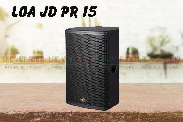 Loa karaoke JD PR15