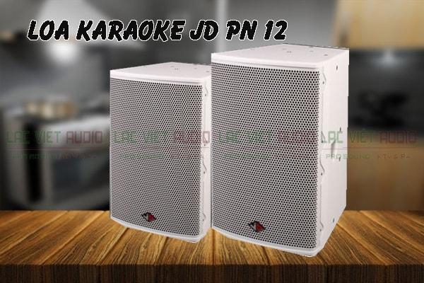 Loa karaoke JD PN 12 thiết kế đẹp