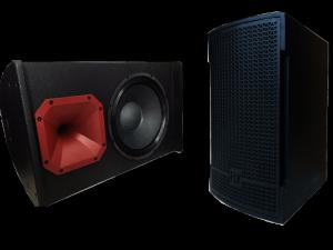 Loa karaoke KR 1001