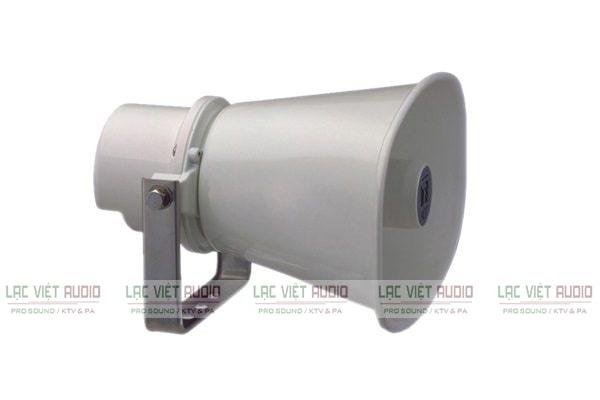 Loa nén 15W TOA SC-615M có thiết kế nhỏ gọn, được trang bị sẵn mạch công suất 15W