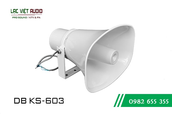 Loa nén công suất cao DB KS-603 30W: 1.400.000 VNĐ