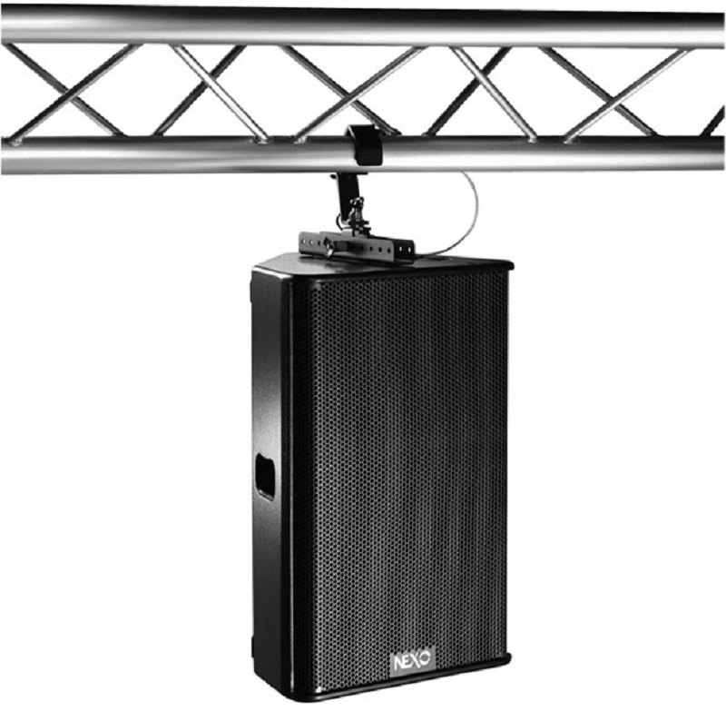 HÌnh ảnh dự án loa Nexo PS 10 được Lạc Việt Audio treo lên trên giá treo