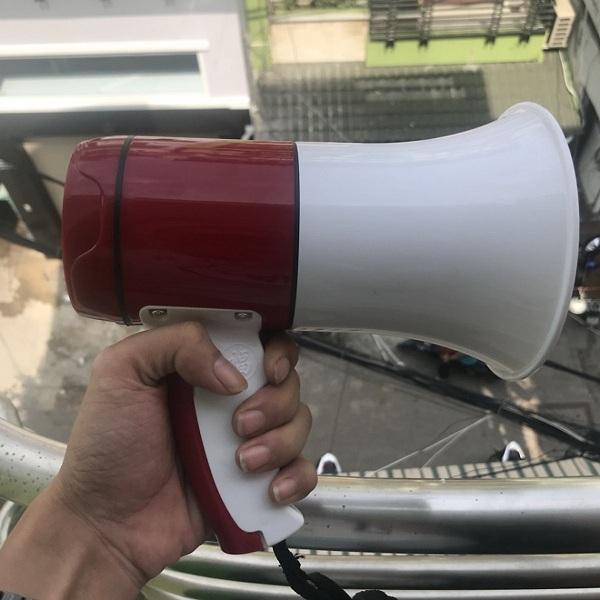 Loa phóng thanh cầm tay mini giá rẻ tại Lạc Việt Audio