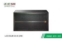 Loa Sub CA S 218