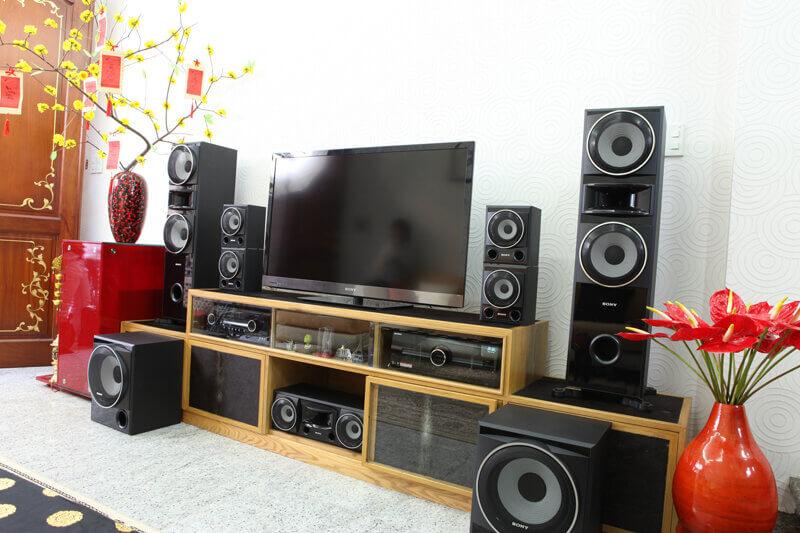 Lựa chọn dàn âm thanh chất lượng tại Lạc Việt Audio