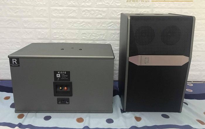 Mặt trước và sau độc đáo, tinh tế của JBL KI 510