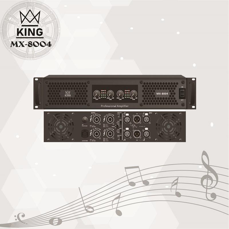Cục đẩy công suất 4 kênh MX-8004