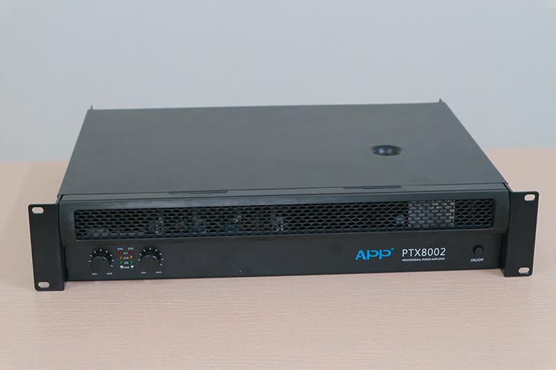 Cục đẩy APP PTX 8002 có thiết kế cực đẹp, hiện đại